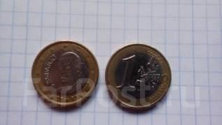 Евро монета Испания