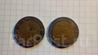 Евро монета Франция