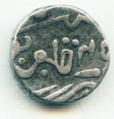 Индия - Партабгарх Рупия 1822 Серебро