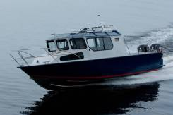 КС-701М. Год: 2016 год, длина 9,00м., двигатель подвесной, 350,00л.с., бензин. Под заказ