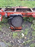 Радиатор охлаждения двигателя. Toyota Dyna, XZU346 Двигатель S05D