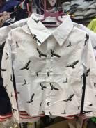 Рубашки. Рост: 80-86, 86-98, 98-104, 104-110, 110-116 см
