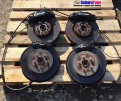 Тормозная система. Subaru Legacy, BL, BL5, BP9, BLE, BP, BL9, BP5, BPE