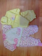 Одежда для новорожденных. Рост: 62-68 см