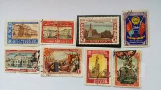 СССР 300 лет воссоединения Украины с Россией 1954 год