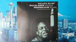 Запечатанная (S/S)! LP Винил LP, Willie Dixon With Memphis Slim
