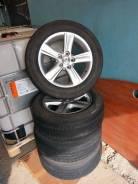 Продам комплект колёс 215/60R16 114.3*5 лето. x16