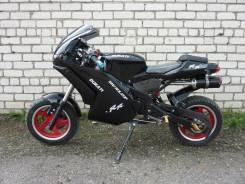 Ducati. 125 куб. см., исправен, птс, без пробега