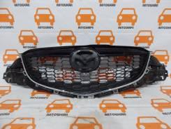 Решетка радиатора. Mazda CX-5, KE