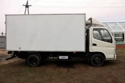 Foton Ollin BJ1049. Продается грузовик рефрижератор Foton (Ollin), 3 990 куб. см., 3 000 кг.