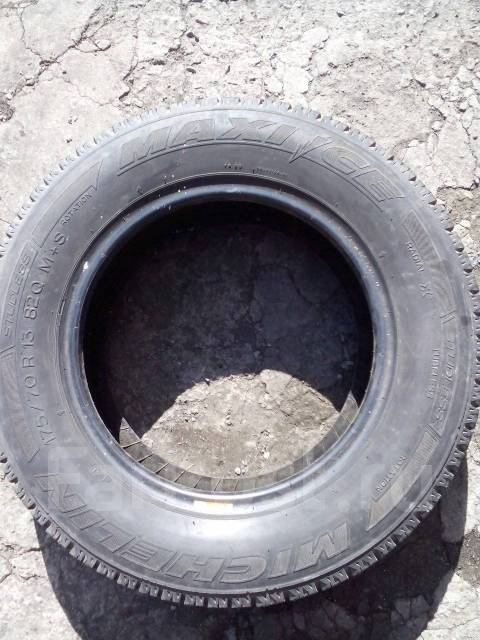Michelin Maxi Ice. Всесезонные, 2010 год, износ: 20%, 1 шт
