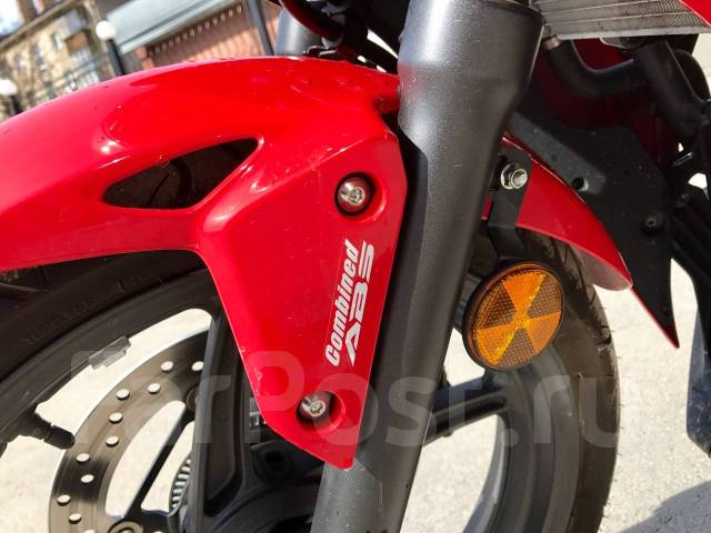 Honda CBR 250R. 250 куб. см., исправен, птс, с пробегом