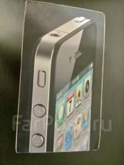 Продам коробку на Apple iPhone 4. Оригинал!