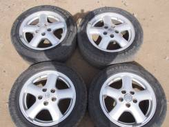 Toyota. 6.5/7.5x16, 5x114.30, ET50/55, ЦО 63,0мм.