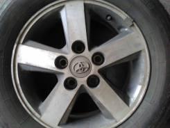Toyota. 6.5x15, 6x115.00, ET50