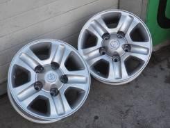 Toyota. 8.0x16, 5x150.00, ET2, ЦО 110,5мм.