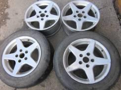 CEC Wheels. 6.5x15, 5x114.30, ET-38, ЦО 66,1мм.