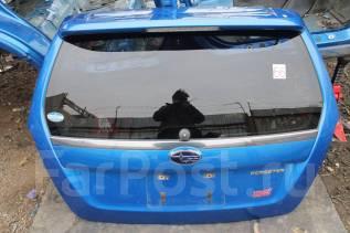 Крышка багажника. Subaru Forester, SG9, SG9L