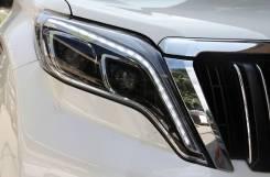 Фары (Тюнинг Комплект)Toyota Land Cruiser Prado 150 2013-2016.