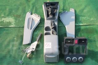 Блок управления климат-контролем. Subaru Forester, SG9, SG9L