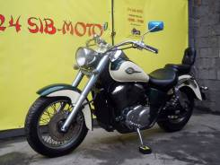 Honda Shadow 400. 398 куб. см., исправен, птс, без пробега