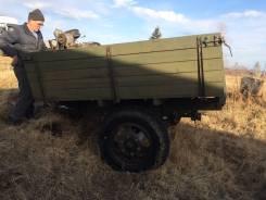 ГАЗ. Телега с консервации., 3 000 кг.