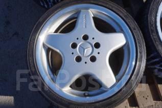 205/40R17 Летние шины с дисками Mercedes. Без пробега по РФ. 7.0/7.0x17 5x112.00 ET49/57 ЦО 66,6мм.