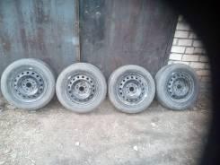 Продам колеса. x15 5x114.30 ЦО 60,0мм.