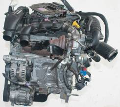 Двигатель в сборе. Peugeot