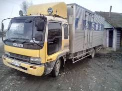 Isuzu Forward. Isuzu forwarrd, 7 124 куб. см., 5 000 кг.