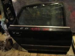 Audi ( ауди ) A8 2003-2010 ( а8 ) Дверь задняя правая ( Лонг + рамка