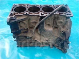 Блок цилиндров. Nissan: Wingroad, Sunny, AD, Almera, Bluebird Sylphy Двигатель QG15DE