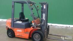 JAC. Продается вилочный погрузчик 2010года, 2 500 кг.