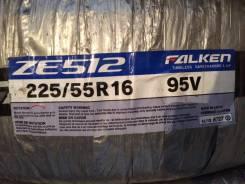 Falken Ziex ZE-512. Летние, без износа, 5 шт