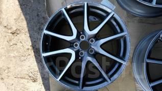 Диск Toyota Prius G's 18*7,5 5*100. 7.5x18, 5x100.00, ET50, ЦО 54,1мм.