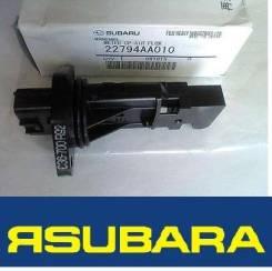 Датчик расхода воздуха. Subaru Legacy, BE5, BH5 Subaru Impreza, GC8, GF8 Subaru Forester, SF5 Двигатели: EJ208, EJ206, EJ207, EJ205