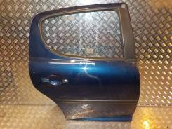 Крепление боковой двери. Peugeot 207