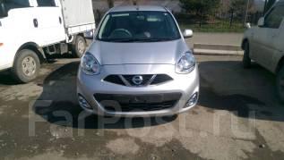 Nissan March. автомат, 4wd, 1.2 (80 л.с.), бензин, 37 тыс. км, б/п