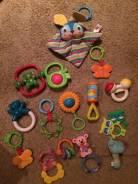 Детские игрушки от 0 до 6 мес.