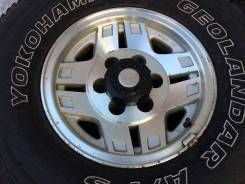 Toyota. 7.0x15, 6x139.70, ET8