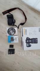 Canon EOS 6D. 20 и более Мп, зум: без зума