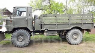 ГАЗ 66. Газ 66, 5 000 куб. см., 1 500 кг.