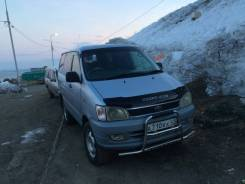 Toyota Town Ace. механика, 4wd, дизель, 460 000 тыс. км