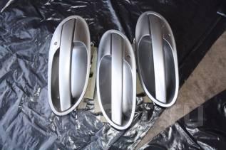 Ручка двери внешняя. BMW 7-Series, E66, E65 Двигатель N62
