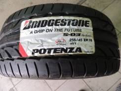 Bridgestone Potenza S03 Pole Position. Летние, без износа, 1 шт