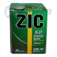 ZIC. Вязкость 10W-30, минеральное
