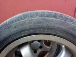 Bridgestone Potenza S001. Летние, 2010 год, износ: 80%, 2 шт