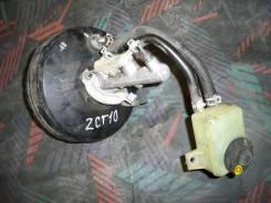 Цилиндр главный тормозной. Toyota Opa, ZCT10, ZCT15, ACT10 Двигатели: 1ZZFE, 1AZFSE