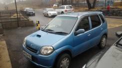 Suzuki Kei. автомат, передний, 0.7 (60 л.с.), бензин, 52 000 тыс. км