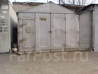 Продам гараж. переулок Краснореченский 14, р-н Индустриальный, 24 кв.м., электричество
